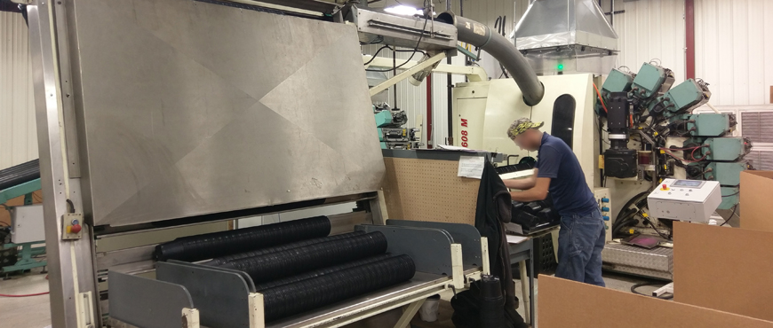 Near-Zero Downtime for Packaging Industry